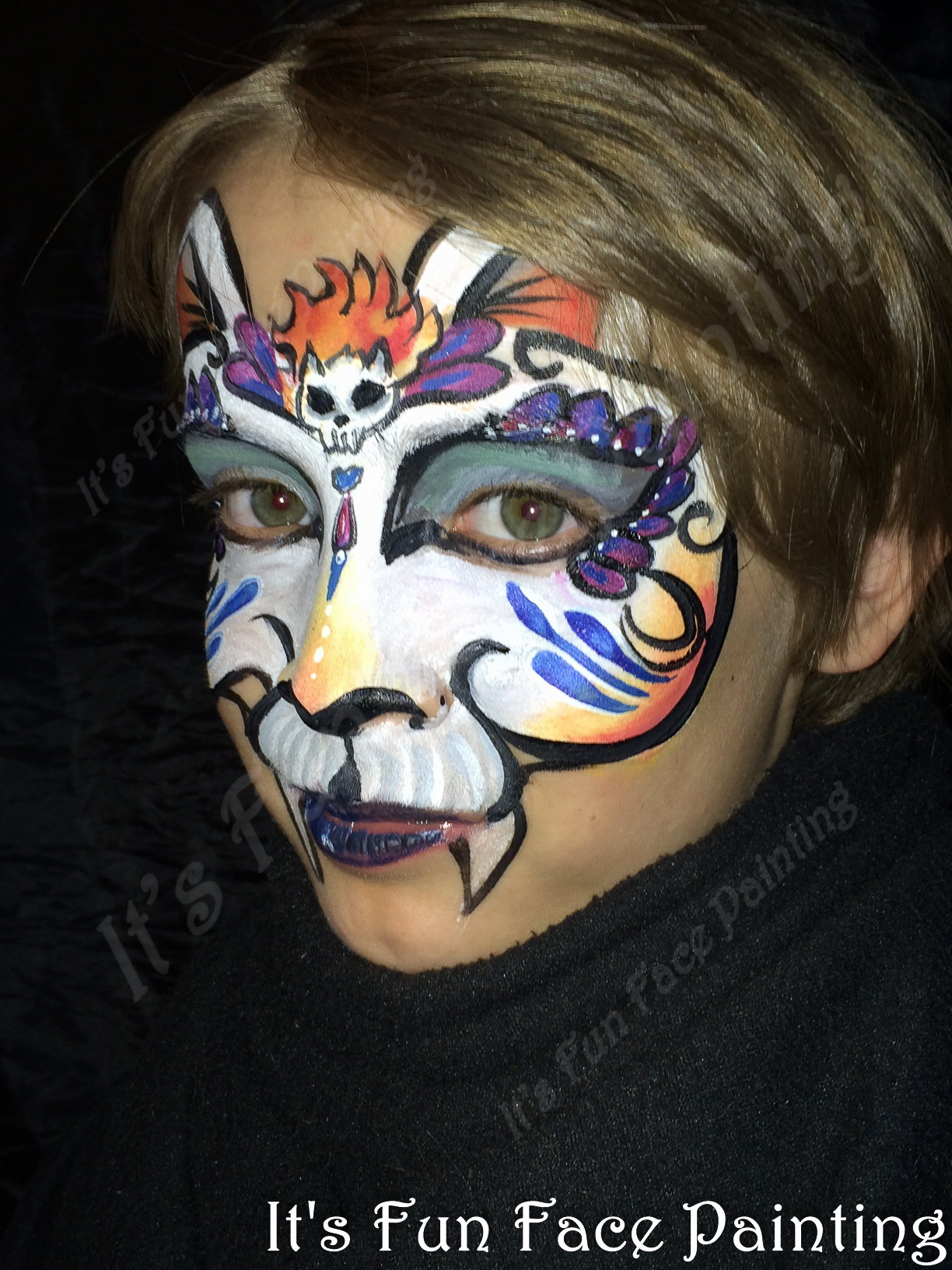 Featured Images | Its Fun Face Painting